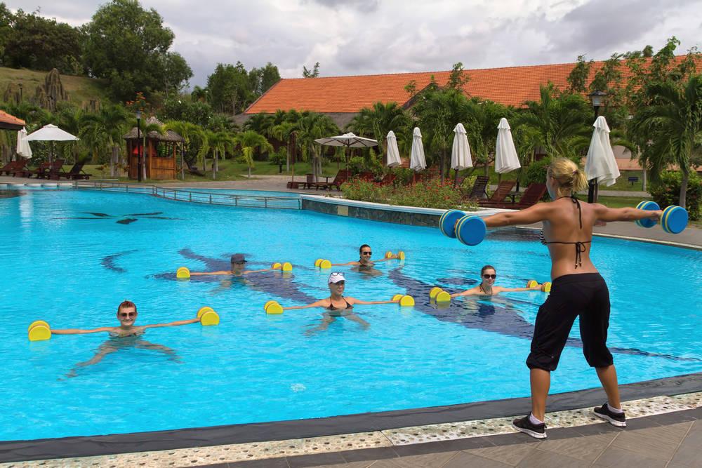 Beneficios del Deporte en el Agua